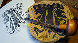 Intro to Wood Engraving